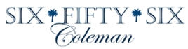 Six Fifty Six Coleman logo