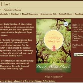 Beth Webb Hart web site