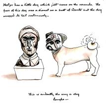 Bust and Pug