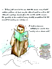 Reading and Dandruff