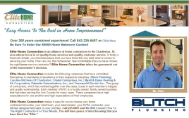 Elite Home Connection web site