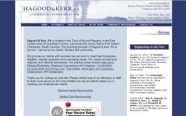 Hagood Kerr web site