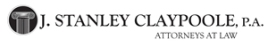 J Stanley Claypoole branding