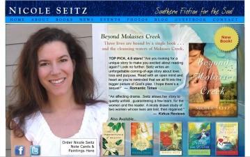 Nicole Seitz web site