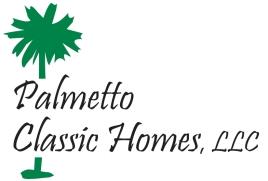 Palmetto Classic Homes logo
