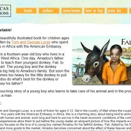 TG Lucas web site